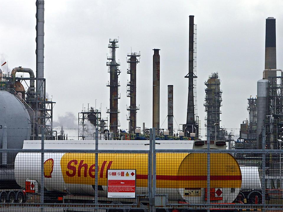 Shell is a major sponsor of the Science Museum's Our Future Planet exhibition (PAUL ELLIS/AFP via Getty Images)