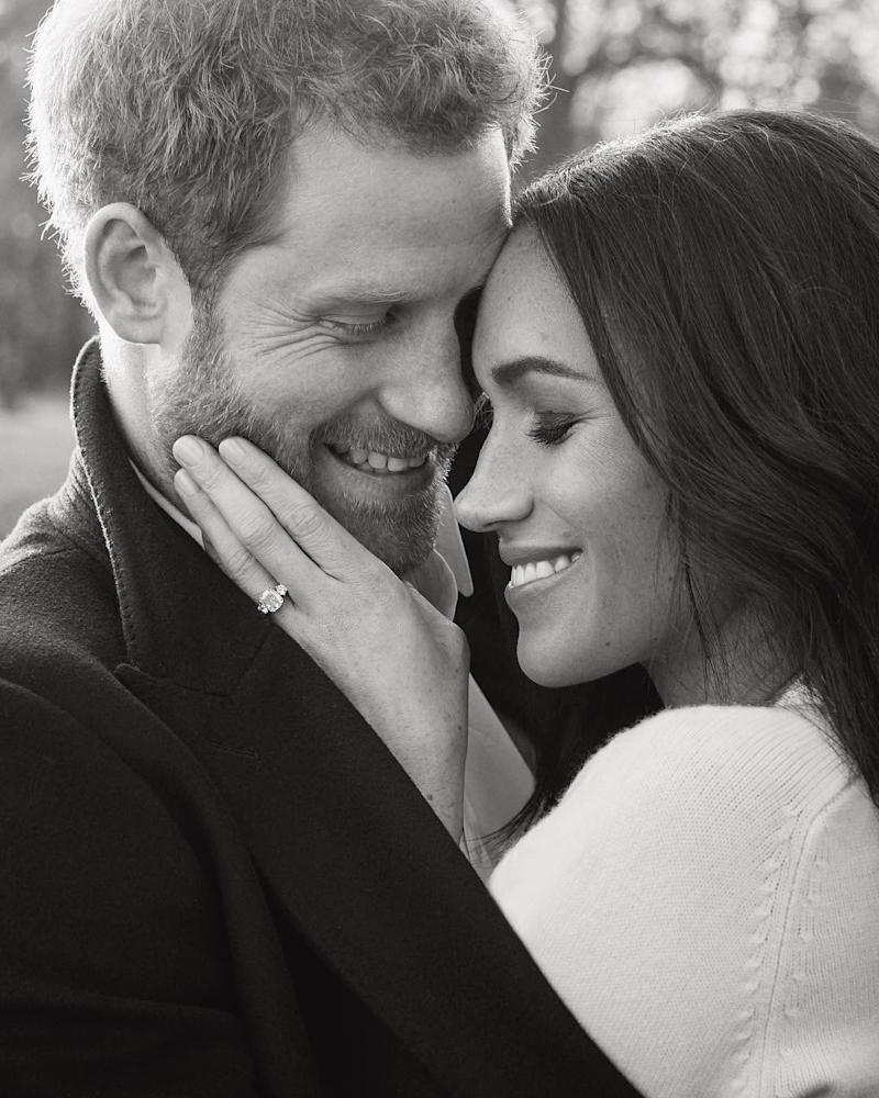 This New Image from Prince Harry and Meghan Markle's Royal Wedding Proves Why Candid Photos Are So Important