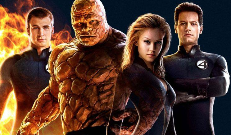Another recent attempt at a Fantastic Four film - Credit: 20th Century Fox