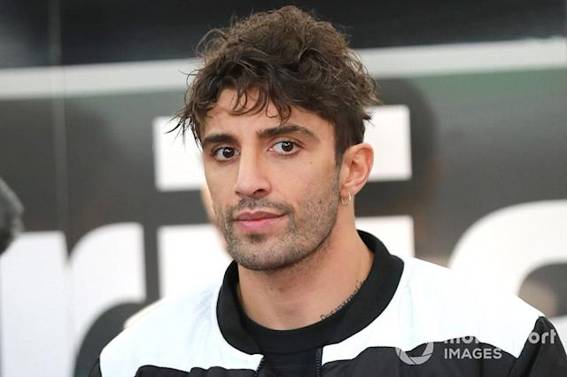 """Andrea Iannone (2018) <span class=""""copyright"""">Gold and Goose / Motorsport Images</span>"""