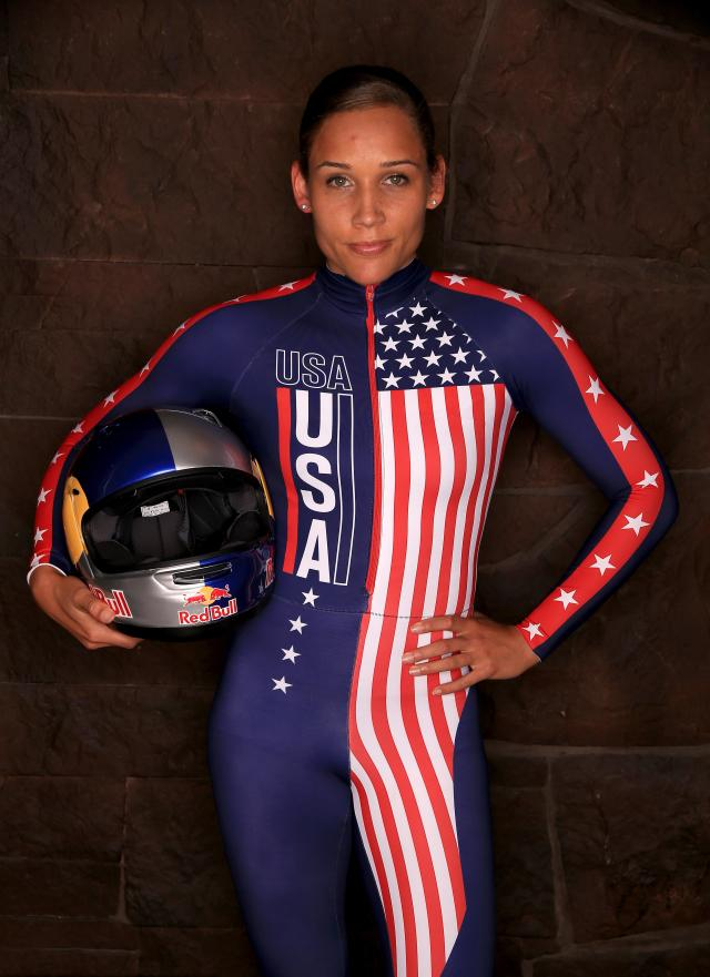 <p>Lolo Jones has competed in both the Summer Olympics (hurdles) and Winter Olympics (bobsled) but is dominant in neither sport on the international stage. Rather, it's her brash personality and admirable athleticism that has made her a star at the games. </p>
