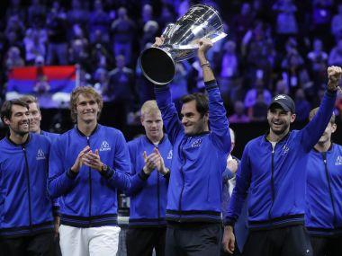 Alexander Zverev seals Laver Cup title for Roger Federer-led Europe with comeback win over World's Kevin Anderson