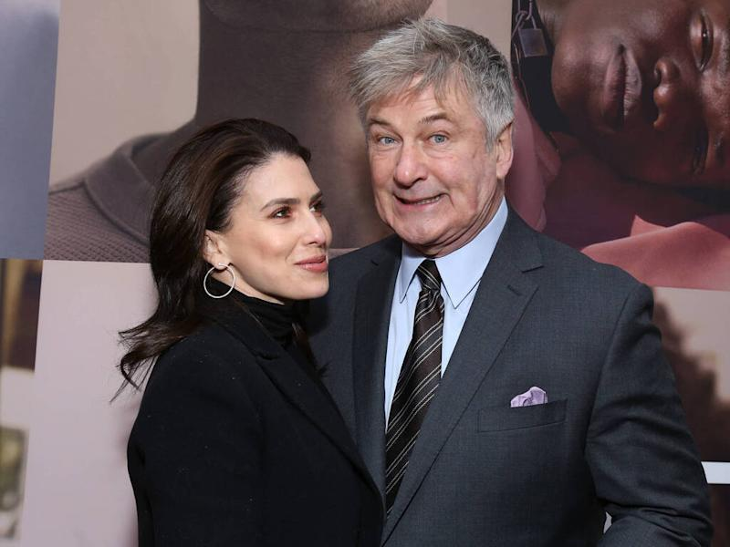 Alec and Hilaria Baldwin choose inspirational name for new son
