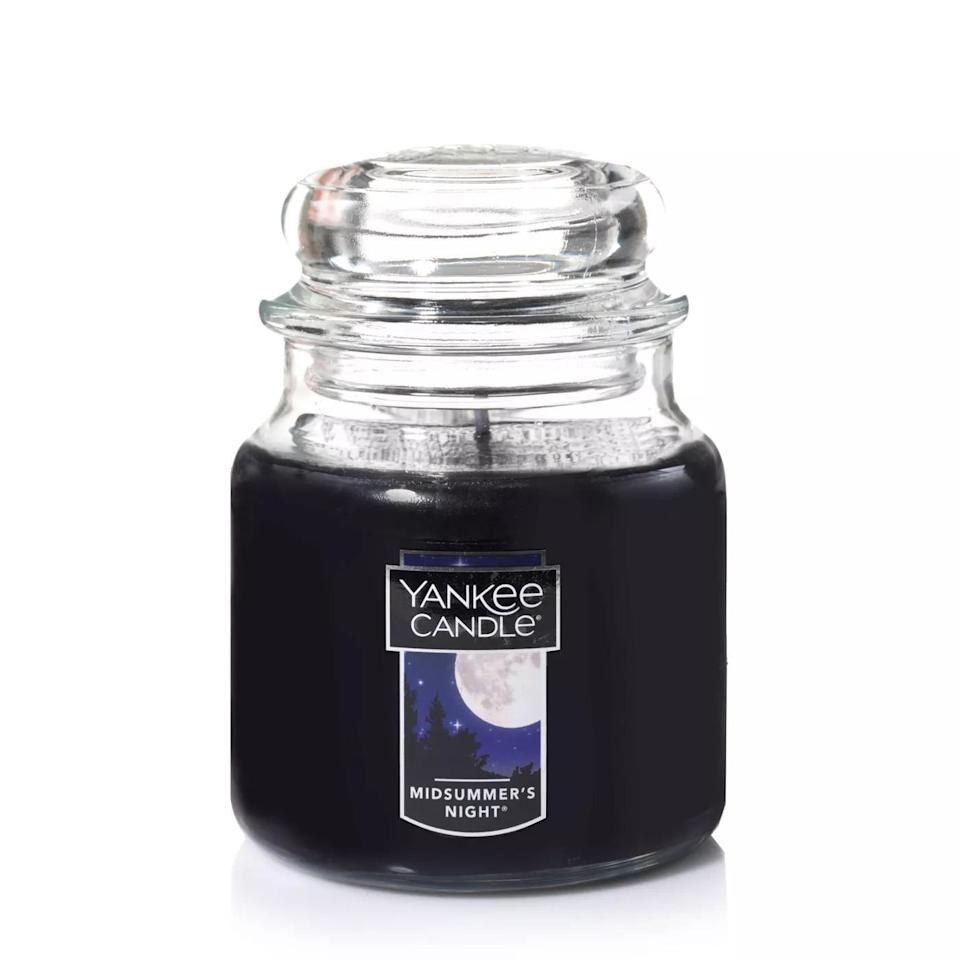 Midsummer's Night Candle by Yankee Candle