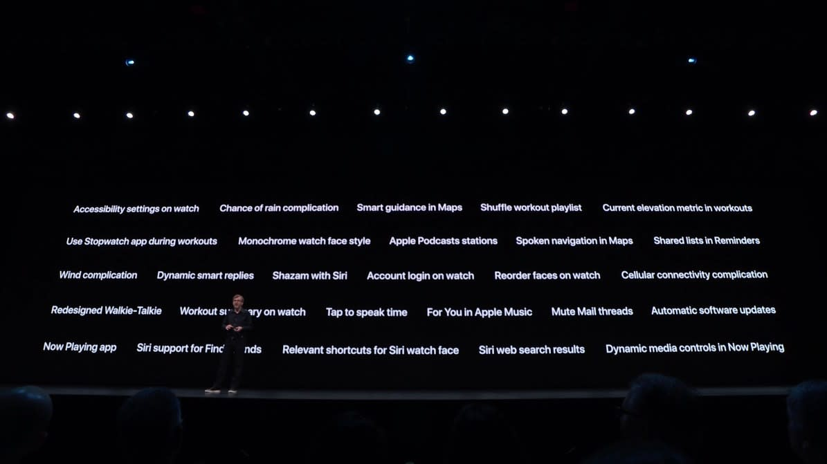 watchOS 6 brings even more apps and features to Apple Watch