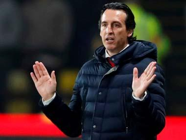 Premier League: Unai Emery expecting Wolverhampton Wanderers to 'push Arsenal a lot' in midweek fixture