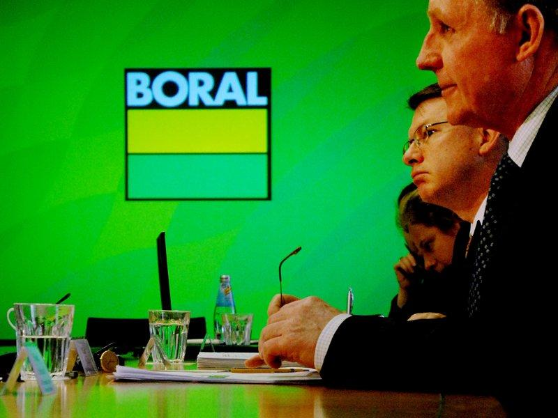 Boral lifts H1 profit guidance 48% to $52m