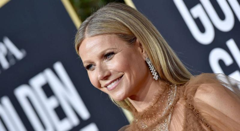 Gwyneth Paltrow's makeup artist recommends £8.99 foundation brush. (Getty Images)