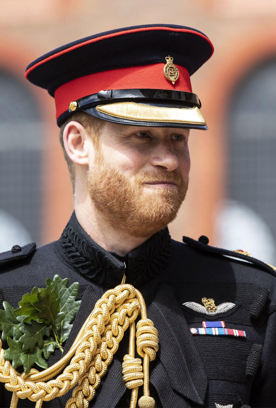 Prince Harry The Duke of Sussex celebrates his 36th birthday.