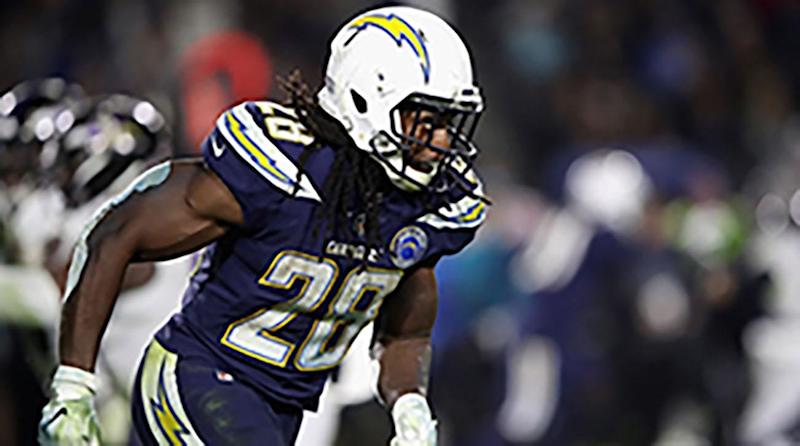 Melvin Gordon Tells Chargers He Won't Report To Camp