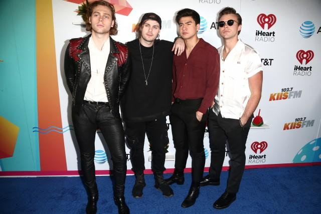 5 Seconds of Summer 2018 Wango Tango