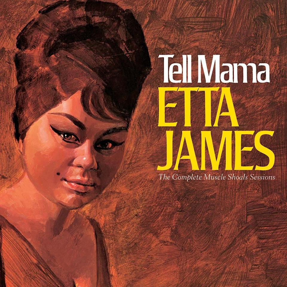 """<p>Though her most famous song, """"At Last,"""" is first-wedding-dance playbait, it's Etta James' 1967 """"I'd Rather Go Blind"""" that best captures the selfless and blinded desperatation of the truly lovestruck.</p><p><a class=""""link rapid-noclick-resp"""" href=""""https://smile.amazon.com/Id-Rather-Go-Blind/dp/B006VDZ1XG/?tag=syn-yahoo-20&ascsubtag=%5Bartid%7C10072.g.28435431%5Bsrc%7Cyahoo-us"""" rel=""""nofollow noopener"""" target=""""_blank"""" data-ylk=""""slk:LISTEN NOW"""">LISTEN NOW</a></p>"""