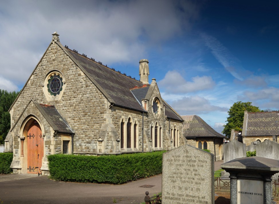 <p>The Gothic-style funerary buildings are now members of a prestigious list. (PA) </p>