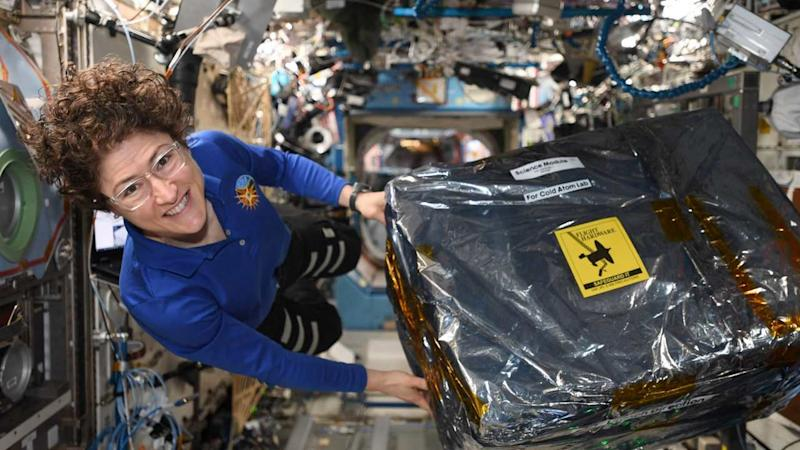 After 11 months in space, astronaut Christina Koch can't wait to surf, dig into salsa and chips