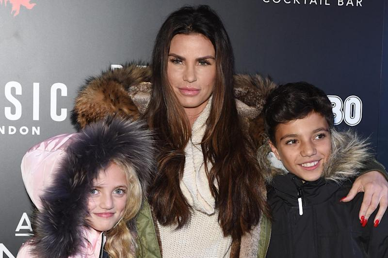 Back on track? Katie Price has been given three months (Tabatha Fireman/Getty Images)