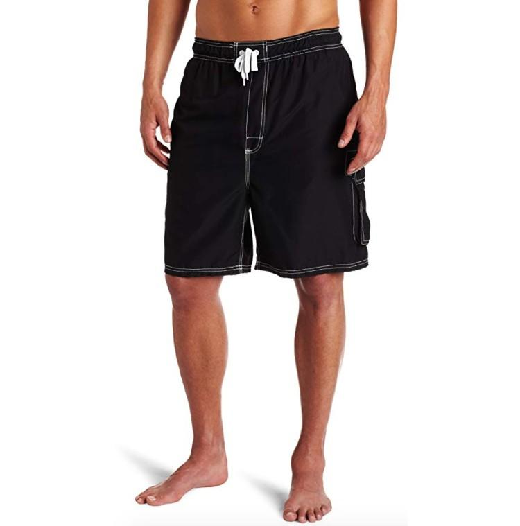 Kanu Surf Men's Barracuda Swim Trunks (Photo: Amazon)