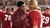 <p><strong><em>Remember the Titans </em></strong></p><p>A football movie that you'll love, even if you don't care about sports at all. This biographical drama deals with racial tensions in Alexandria, V.A. in the '70s. </p>