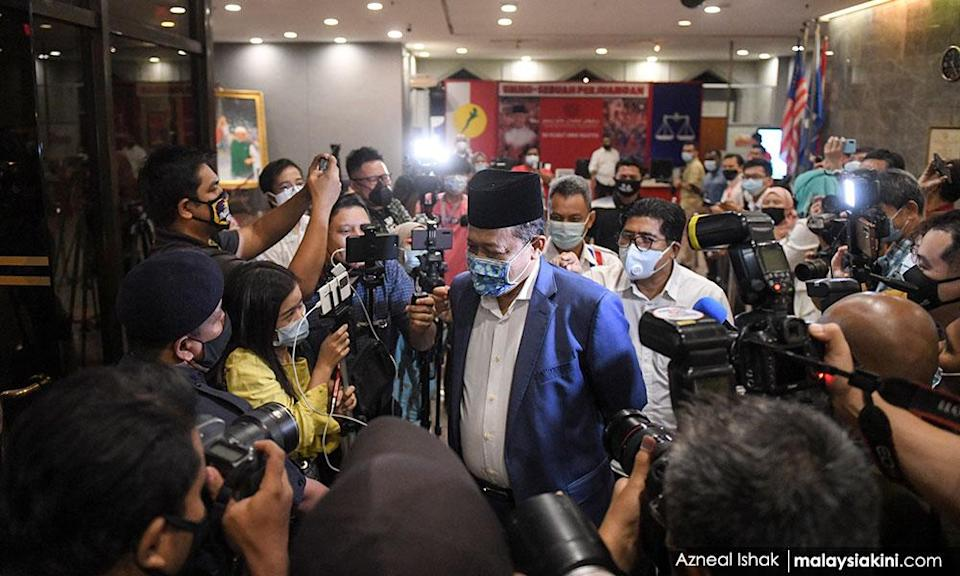 Supreme council deliberated on DPM post but no decision - Umno sources