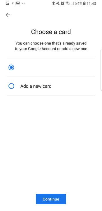 how to use google pay set up 1