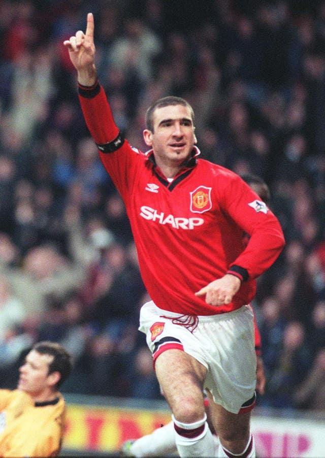 Eric Cantona caused uproar with his move from Leeds to Manchester United