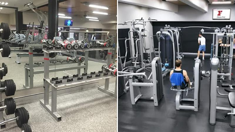 Fitness First Gym Sydney George Street