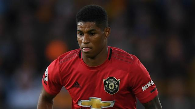 Manchester United great Gary Neville was angered by an on-field debate between Paul Pogba and Marcus Rashford at Molineux on Monday.