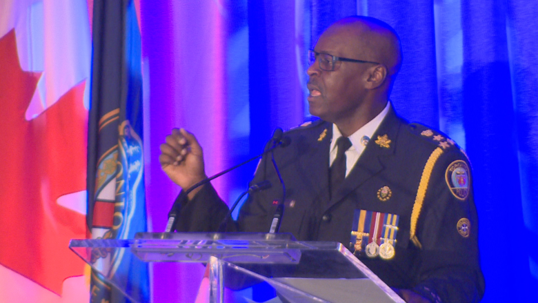 Toronto police officers who went above and beyond honoured at annual gala