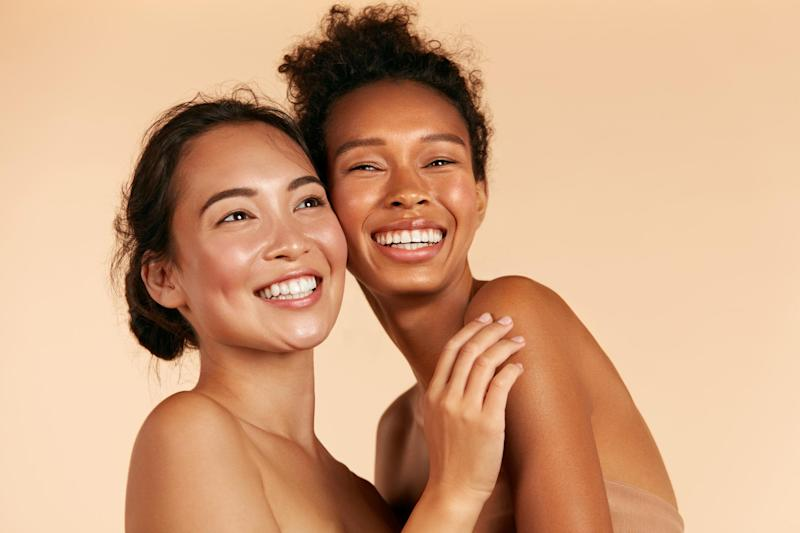 It's time to get your glow on: Shutterstock / puhhha
