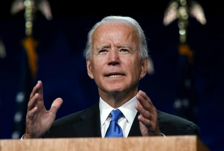 Key quotes from Joe Biden's Democratic nomination speech