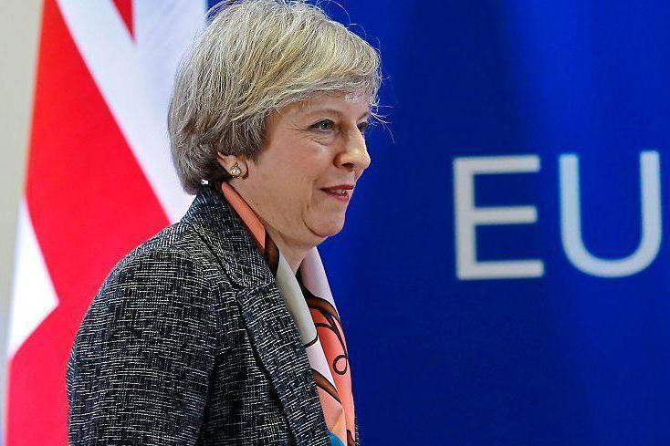This is it: Theresa May has formally triggered Article 50 to take the UK out of the EU
