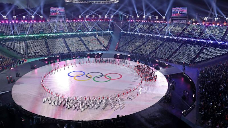 Winter Olympics opening ceremony sees Intel use record 1218 drones