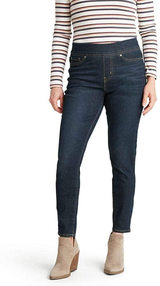 <p>These <span>Signature by Levi Strauss & Co. Gold Label Shaping Pull-On Skinny Jeans</span> ($28) are practically as comfortable as sweats.</p>