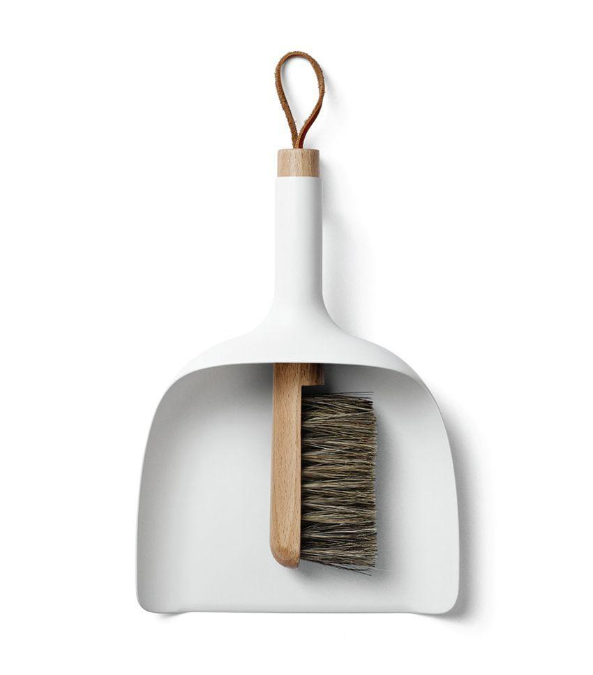We bet this aesthetically pleasing dustpan set will make you want to clean your place more often.