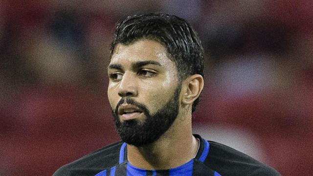 Having endured disappointment at Inter and Benfica, Gabriel Barbosa notched the first hat-trick of his career for Santos on Thursday.