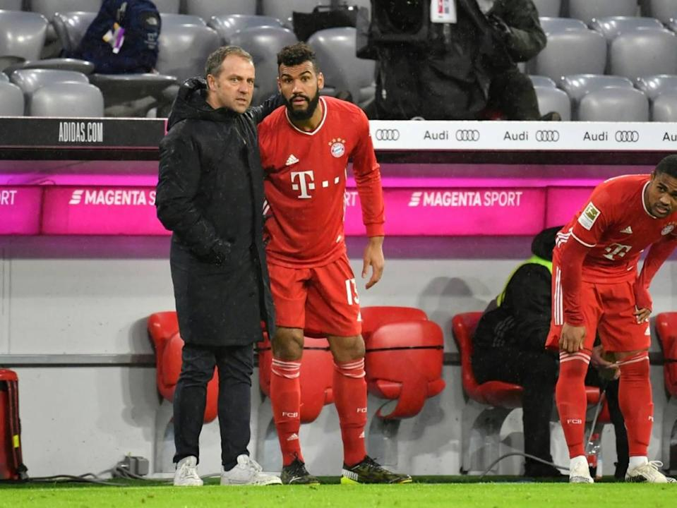 "Flick: Choupo-Moting nach Lewandowskis Ausfall ""eine Option"""