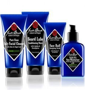 """<p><a href=""""http://www.getjackblack.com/"""" rel=""""nofollow noopener"""" target=""""_blank"""" data-ylk=""""slk:Jack Black"""" class=""""link rapid-noclick-resp"""">Jack Black</a> True Blue Trio- Grab a gift for him this holiday season with this powerful trio of Jack Black favorites to keep him looking his best! This Nordstrom exclusive kit will be just $15 (a $38.50 value) on Black Friday!<br></p>"""