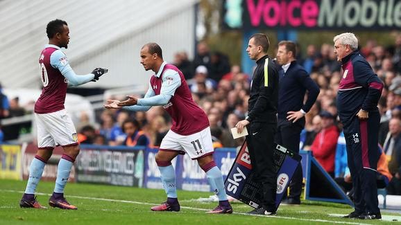 """New Birmingham City boss Harry Redknapp has had a cheeky dig at Aston Villa striker Gabby Agbonlahor after the striker scored the winning goal against the Blues, reports theDaily Mail. Redknapp's first game in charge was against Villa on Sunday after he was appointed earlier in the week. Birmingham lost 1-0 after Agbonlahor scored in the 68th minute, his first goal in 14 months. Redknapp said: """"Gabby? He's done well today, he's had ten minutes, that'll keep him happy for another year won't..."""