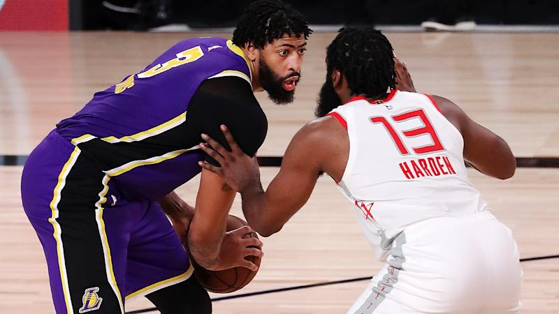 Rockets want series vs. Lakers to be about the size of the fight in the dog