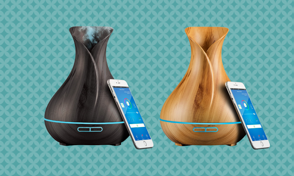 Save nearly half off this smart diffuser! (Photo: Amazon)