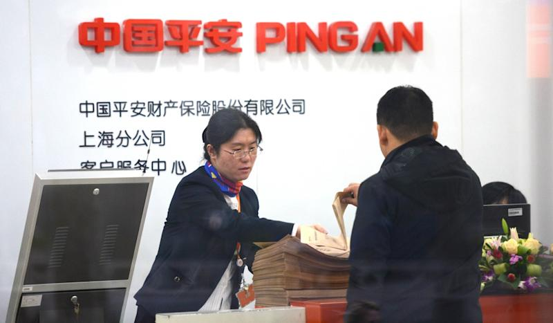 ZhongAn, China's largest online insurer, sees Ping An as an insurtech rival it can learn from