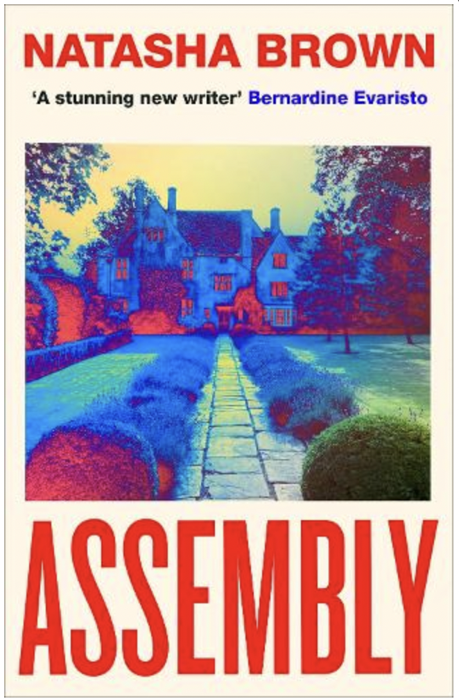 """Hailed as the modern day <a href=""""https://www.theguardian.com/books/2021/jun/12/assembly-by-natasha-brown-review-a-modern-mrs-dalloway"""" rel=""""nofollow noopener"""" target=""""_blank"""" data-ylk=""""slk:Virginia Woolf by our friend Sara Collins"""" class=""""link rapid-noclick-resp"""">Virginia Woolf by our friend Sara Collins</a>, Natasha Brown delicately shows us the vulnerable side of Black womanhood against the grind of everyday corporate life as her main character prepares to attend a party at her white in-laws' house. Imagine being shoes on the verge of finally getting everything you killed yourself for and then receiving a devastating blow? <em>Assembly</em> is raw, honest and frantic, and makes you question what life is really about.<br><br>–Natalie<br><br><em>Out now</em><br><br><strong>Penguin</strong> Assembly - Natasha Brown, $, available at <a href=""""https://uk.bookshop.org/books/assembly/9780241515709"""" rel=""""nofollow noopener"""" target=""""_blank"""" data-ylk=""""slk:bookshop.org"""" class=""""link rapid-noclick-resp"""">bookshop.org</a>"""