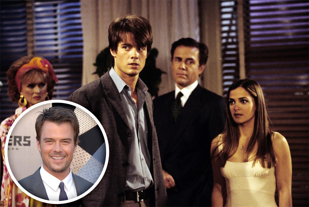"Josh Duhamel played con artist Leo du Pres from 1999 to 2002, which earned him a Daytime Emmy. The ""Transformers"" star returned to Pine Valley back in August to provide closure for ""All My Children"" fans who thought his character was dead after allegedly plunging down a waterfall."