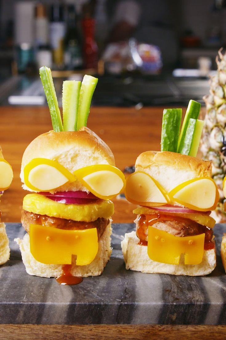 """<p>The perfect Halloween party app.</p><p>Get the recipe from <a href=""""https://www.delish.com/cooking/recipe-ideas/a22781359/pineapplehead-turkey-sliders-recipe/"""" rel=""""nofollow noopener"""" target=""""_blank"""" data-ylk=""""slk:Delish"""" class=""""link rapid-noclick-resp"""">Delish</a>.</p>"""