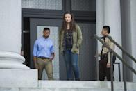 """<p>Hannah Baker posthumously sends 13 cassette tapes to her classmates following her suicide, and gradually they all come to discover how their inconsiderate actions lead to her death. It's a well-acted, heartbreaking mystery.</p> <p><a href=""""https://www.netflix.com/title/80117470"""" class=""""link rapid-noclick-resp"""" rel=""""nofollow noopener"""" target=""""_blank"""" data-ylk=""""slk:Watch 13 Reasons Why on Netflix now"""">Watch <strong>13 Reasons Why</strong> on Netflix now</a>.</p>"""