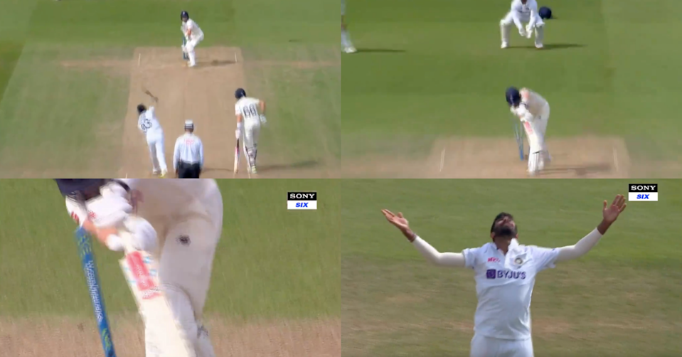 England vs India, 2021: Watch - Jasprit Bumrah Rattles Ollie Pope's Stumps For His 100th Test Wicket