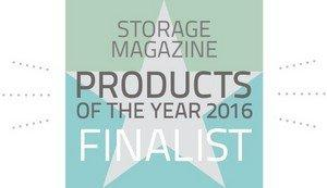 Cloudistics(R) Ignite Named Finalist in Storage Magazine's 2016 Product of the Year Awards