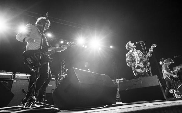 Replacements Make Up for Lost Time at First Show in 22 Years