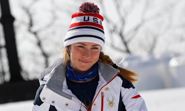 Mikaela Shiffrin withdraws from women's downhill at Olympics