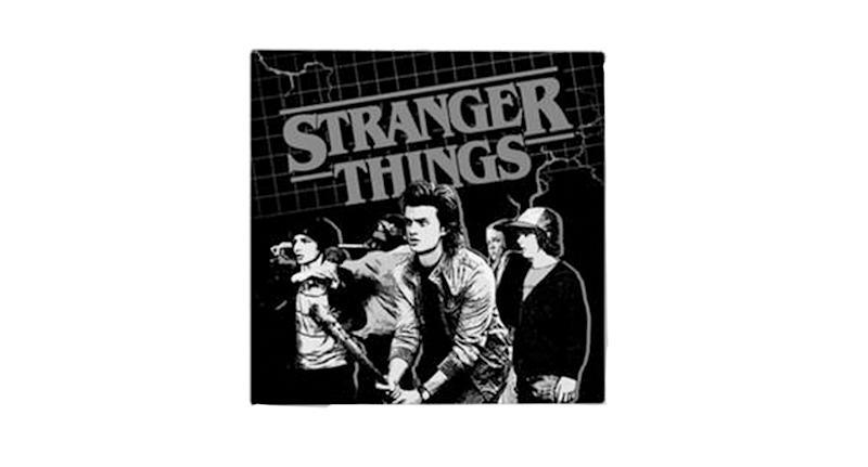 Stranger Things Canvas