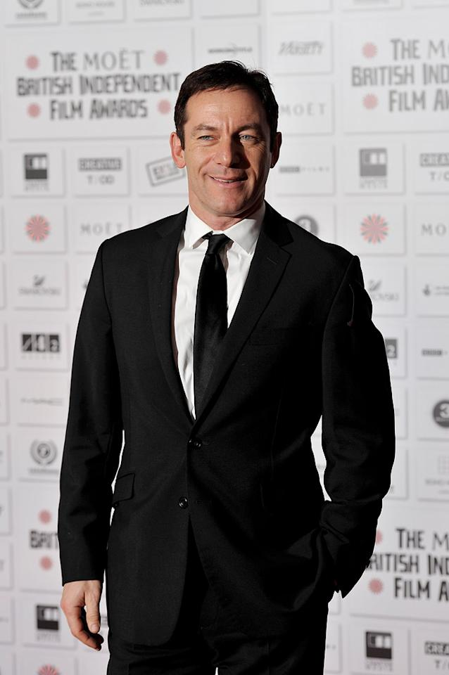 "<a href=""http://movies.yahoo.com/movie/contributor/1800024695"">Jason Isaacs</a> attends the Moet British Independent Film Awards on December 5, 2010."